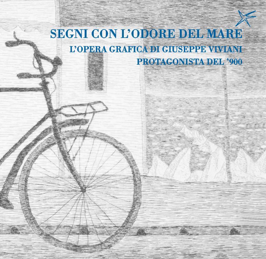 Segni con l'odore del mare: l'opera grafica di Giuseppe Viviani, protagonista del '900